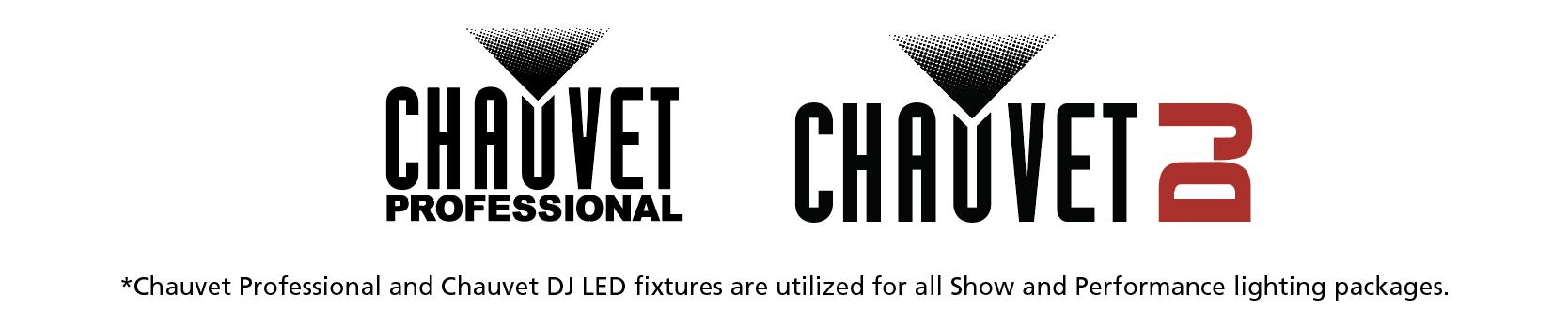 Chauvet Professional and Chauvet DJ  LED