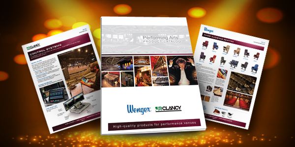 Wenger Performing Arts Product Catalog