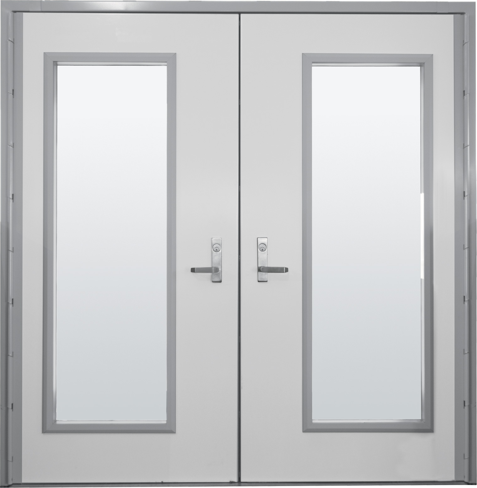 Double Doors with Full Windows  sc 1 st  Wenger u0026 JR Clancy - Wenger Corporation & Acoustical Doors - Wenger