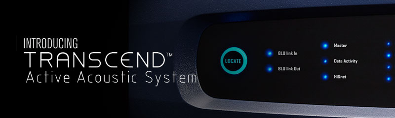 Introducing Transcend Active Acoustic System