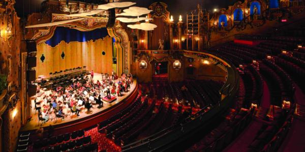 historic theatre