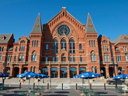 Cincinnati Music Hall photo courtesy of WCPO-TV
