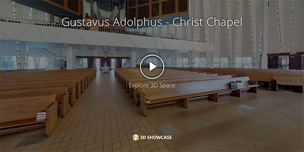 Christ Chapel Gustavus Adolphus College