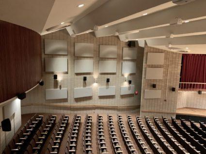 Valdosta Panels in Whitehead Auditorium