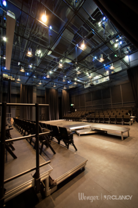 Creating a performing and visual arts space for the future
