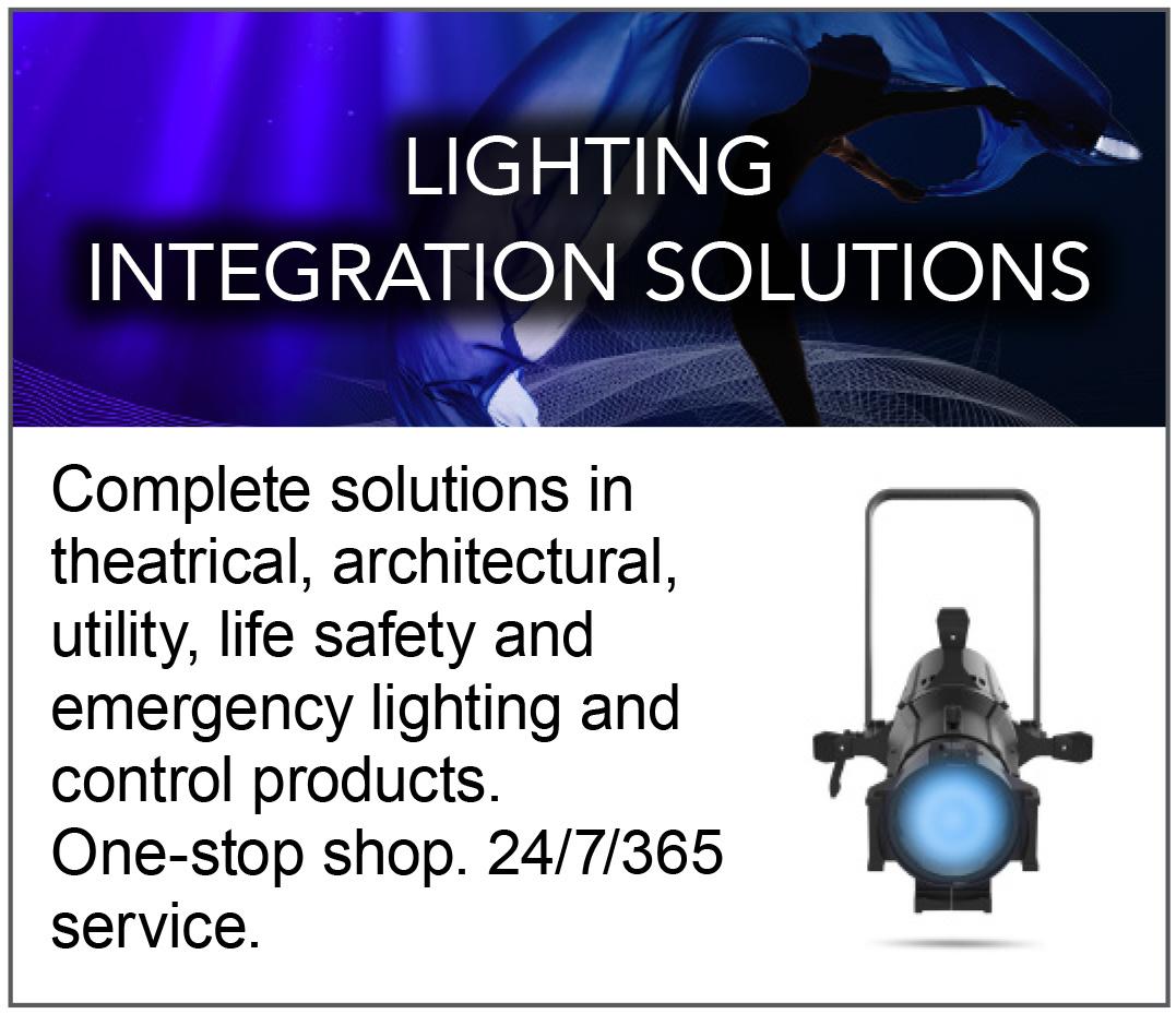 LIGHTING INTEGRATION SOLUTIONS