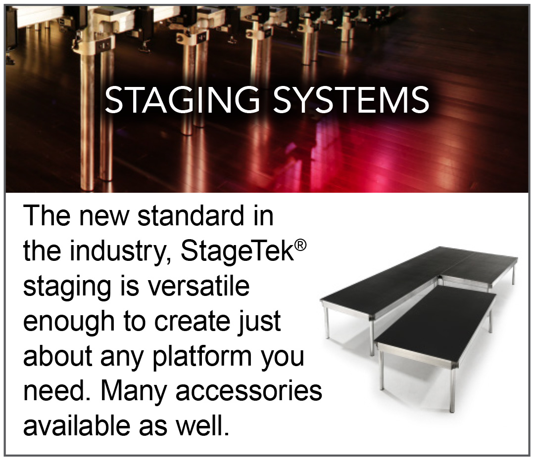 STAGING SYSTEMS
