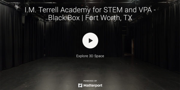 Terrell Black Box Theatre