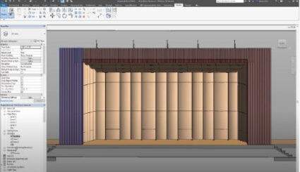 Customize every project component in 3-D to make  sure element fits into the space.