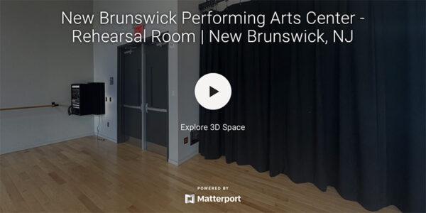New Brunswick Performing Arts Center -Rehearsal Room