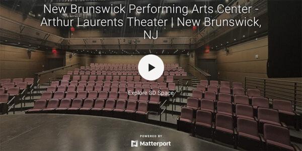 New Brunswick Performing Arts Center -Arthur Laurents Theater
