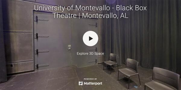 Montevallo Black Box Theatre