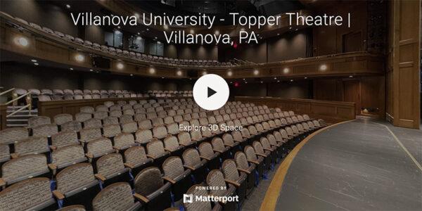 Villanova University- Topper Theatre