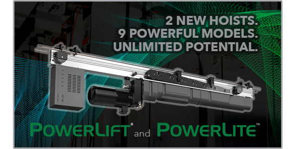 PowerLift PowerLite Hoists